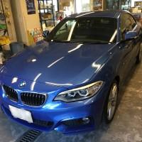 BMW220i DPROtypeRE 京都市南区I様