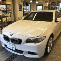 BMW535i DPROtypeRE 京都市右京区M様